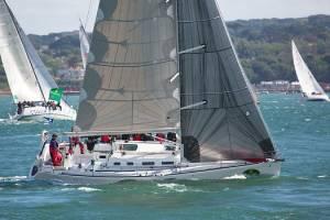 """Beneteau 40.7 """"Ballistic' sold by Boatmatch"""
