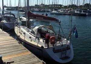 Najad 331 for sale with www.boatmatch.com
