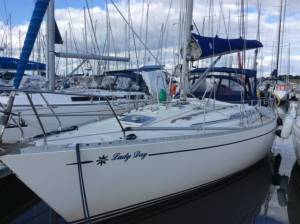 Moody 376 for sale Boatmatch.com