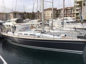 Dehler 39SQ for sale with www.boatmatch.com