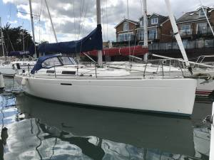 Dufour 34' Performance