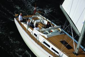 X-Yachts XC38 brochure picture