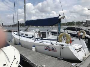 J Boats J/109 Jomalija