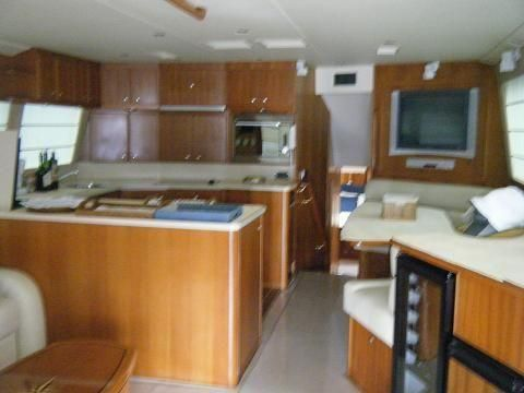Riviera 58 Enclosed Flybridge Power Boat For Sale - €795000