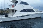 Riviera 58 Enclosed Flybridge Power Boat For Sale