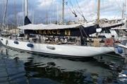 Egger Ex America´s Cup Racer Sail Boat For Sale