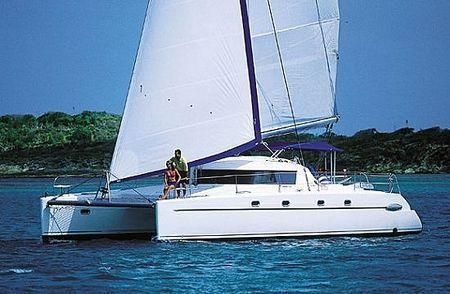 Fountaine Pajot Belize 43 Sail Boat For Sale - €220000