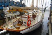 54' John Alden Schooner Malabar VII schooner Sail Boat For Sale