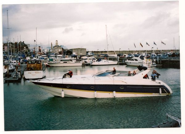 Sunseeker Camargue 55 Power Boat For Sale ...