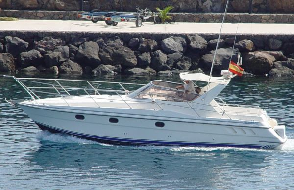 Fairline Targa 35 Power Boat For Sale ...