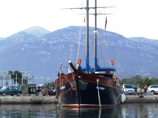 sell Custom Faruk Orhan Motorsailer Ketch For Sale