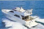 Ferretti 48' flybridge Power Boat For Sale