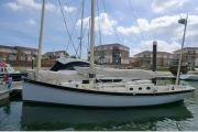 Irens 37  Lugsail Schooner Sail Boat For Sale