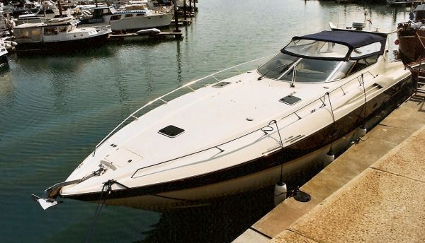 Print Sunseeker Camargue 55 for sale details