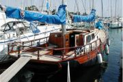 anton sabo valloon cruiser ketch Sail Boat For Sale