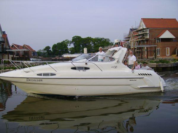 Sealine 310 Ambassador Power Boat For Sale ...