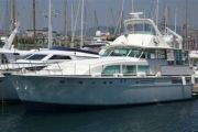 Bertram 58 Aft Cabin Power Boat For Sale
