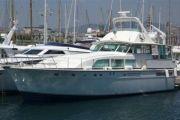 Bertram 58 Aft Cabin Power Boat For Sale
