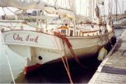 Shpountz 38/40 Sail Boat For Sale