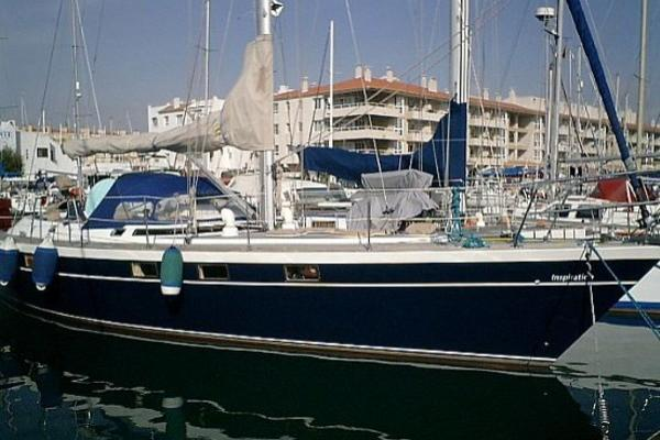 Roy 46 CC Sail Boat For Sale - €180000