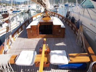sell 40ft Gaff Cutter For Sale