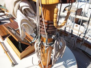 buying 40ft Gaff Cutter For Sale