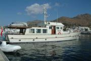 Classic Motoryacht Power Boat For Sale