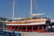 Schooner Gullet Sail Boat For Sale