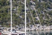 Custom 30m deck saloon RINA/TURK LLOYD Sail Boat For Sale