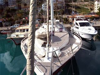 sell Custom 30m deck saloon RINA/TURK LLOYD For Sale