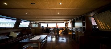buying Custom 30m deck saloon RINA/TURK LLOYD For Sale