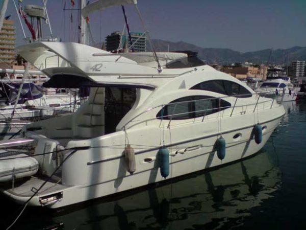 Azimut 42 Power Boat For Sale - €195000