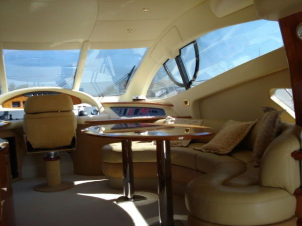 Azimut 55 Power Boat For Sale - €620000