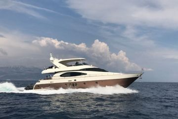 buy Azimut 74 Solar - reduced For Sale