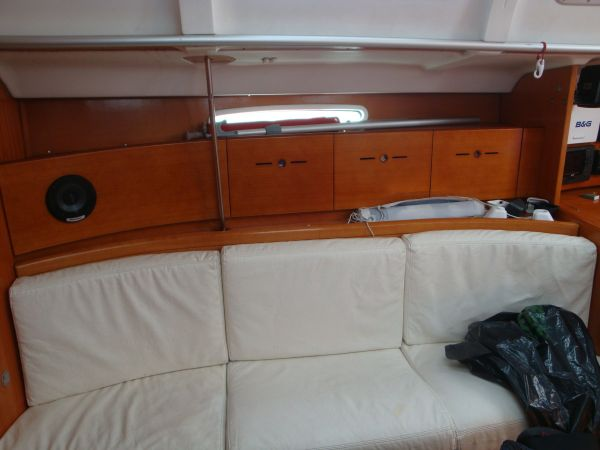 Beneteau First 40.7 Sail Boat For Sale ...