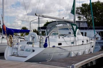 buying Beneteau  Oceanis 36CC For Sale