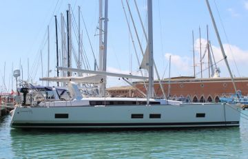 Beneteau  Oceanis 55  Sail Boat For Sale