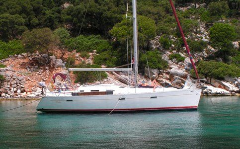 Print Beneteau Oceanis Clipper 393 for sale details