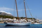 Bombigher 55 Sail Boat For Sale