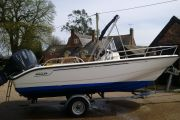 Boston Whaler Dauntless 180 Power Boat For Sale