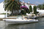 Capelli Tempest 900WA (cabin rib) Power Boat For Sale