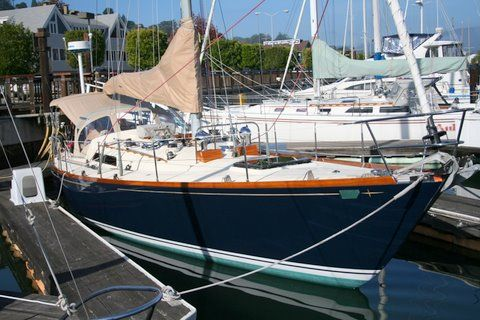 C&C CUSTOM Sail Boat For Sale - $295000