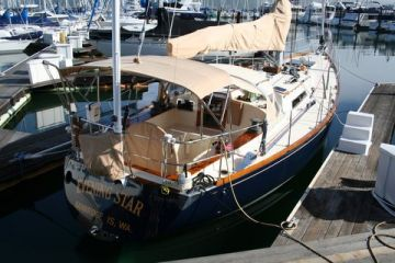 sell C&C design Custom 43' sloop For Sale