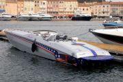 Cigarette 39' Top Gun Unlimited Power Boat For Sale