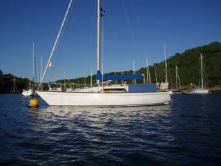 Contention 33 Sail Boat For Sale