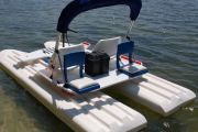 Craig  Catamaran Electric Power Boat For Sale
