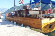 Custom Faruk Orhan Motorsailer Ketch Boat For Sale