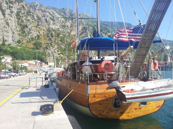 Custom Faruk Orhan Motorsailer Ketch For Sale (19276)