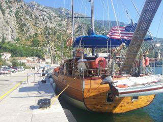 buying Custom Faruk Orhan Motorsailer Ketch For Sale