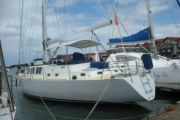 Doug Peterson designed Pilothouse 50 Sail Boat For Sale